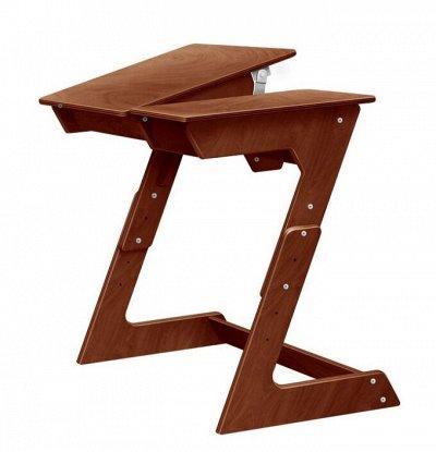 Растущий стул. Цвет Мая — Белый, Слоновая кость (скидки) — Парта Макси — Столы и стулья