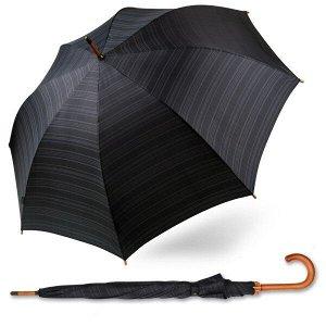 Зонт Богатая фактура, порой достигается чуть заметными узорами, как например этот дизайн зонта. - механизм: автомат (открывается автоматически, закрывается вручную) - материал: купол – 100% полиэстер,
