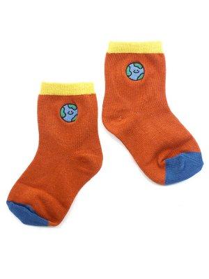 "Детские носки 1-3 года 10-14 см  ""Pastel"" Планета"