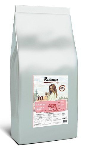 Karmy Delicious Лосось 10кг