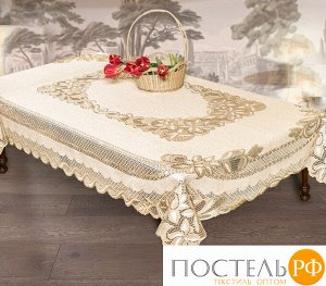 598/3 В, Tacjan (Тициан) , прямоугольная, размер 120 см х 160 см, цвет: кремово-золотистый