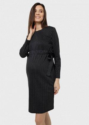 """Платье """"Мэдисон"""" для беременных; черный"""