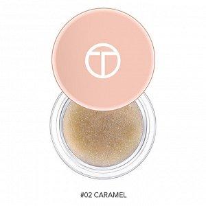 Отшелушивающий скраб для губ O.TWO.O Lip Scrub Caramel №2 15 g