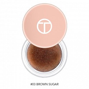 Отшелушивающий скраб для губ O.TWO.O Lip Scrub Brown Sugar №3 15 g