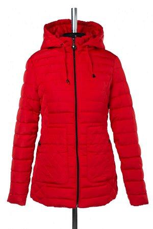 05-1858 Куртка зимняя (Синтепух 280) Плащевка красный