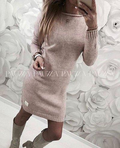Теплые вещи для себя, порадуй перед Новым Годом! — Платья — Повседневные платья