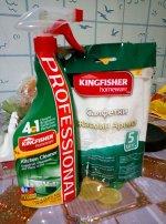 Средство для очистки кухни KINGFISHER, 750 мл, с триггером