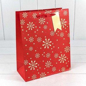 Пакет подарочный микс