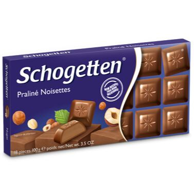 """Сладости 🍫для вашей радости☕️ — Шоколадные истории """"Schogetten"""" — Шоколад"""