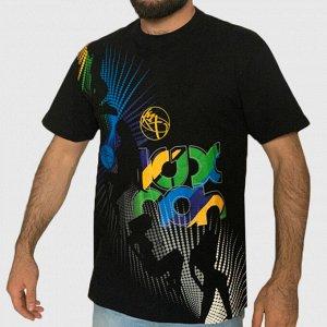 Крутая мужская футболка K1X – модная основа для спортивных рубашек, расстёгнутой косухи, кожаной куртки №742