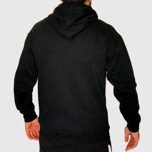 Стильная мужская толстовка HUF – однотонный антигламур для адекватных парней №57