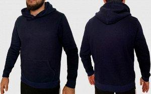 Монохромная мужская толстовка – для тех, кто не хочет заморачиваться – что надеть, но хочет выглядеть стильно №90
