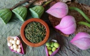 Чай (лотос)