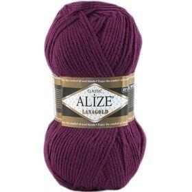 Пряжа для вязания Alize Lanagold Ализе Ланаголд цвет 307