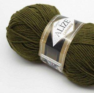 Пряжа для вязания Alize Lanagold Ализе Ланаголд цвет 214