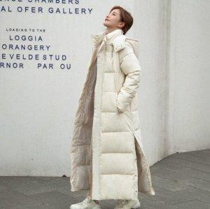 Женская  куртка, цвет бежевый