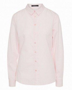 Блузка жен. (002118) бело-розовый