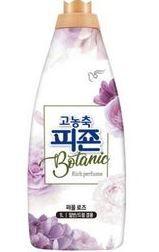 """Кондиционер """"Rich Perfume BOTANIC"""" для белья (парфюмированный супер-концентрат с ароматом «Пурпурная роза») 1000 мл / 12"""