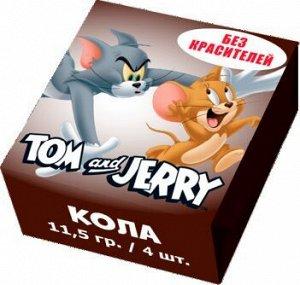 Жевательные конфеты Tom and Jerry Кола 11,5 гр