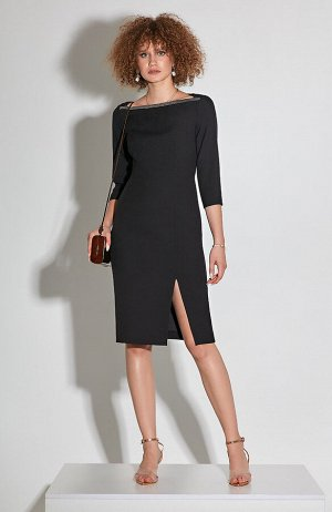 Платье ( размеры 42 Черный; )
