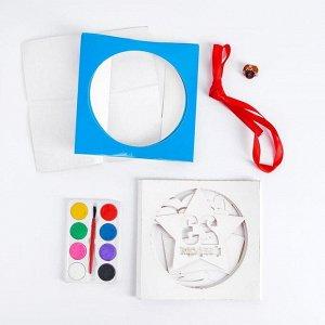 Набор для творчества с 3D-открыткой в технике папертоль «С 23 Февраля»