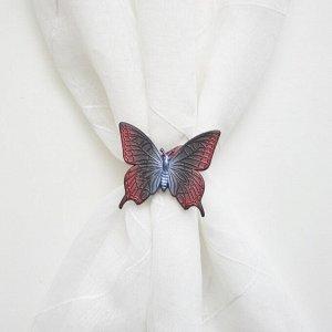 Бабочка - 11С подхват-магнит(2шт)