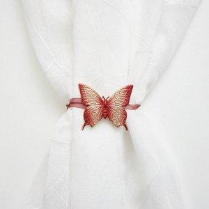 Бабочка - 11А подхват-магнит(2шт)