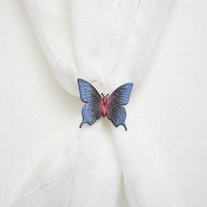 Бабочка - 10С подхват-магнит(2шт)