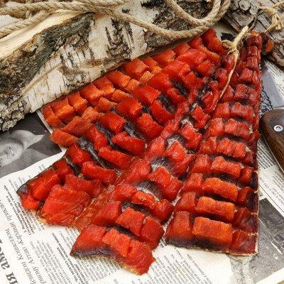 Вкусная Рыбка Эко-копчения,семужка,зубатка. Быстрая доставка