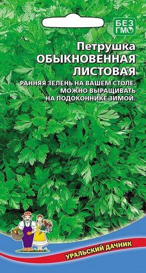 Петрушка Обыкновенная Листовая (Марс) (ранний, пригоден, и на пучок и многократной срезки зелени)