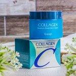 Enough Collagen Moisture Essential Cream 50ml- Увлажняющий крем с коллагеном