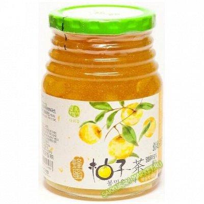 Только Корея, лапша, соусы, снеки. поступление! — Джемы, желе, мёд — Мед