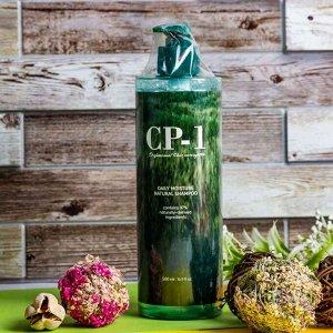 """Натуральный увлажняющий шампунь для волос  Esthetic House """"CP-1"""" Daily Natural Shampoo"""