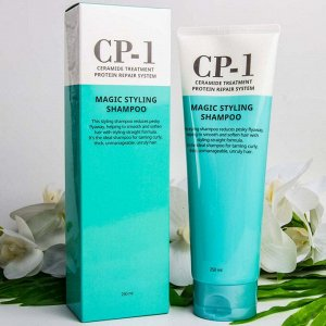 "Шампунь для непослушных волос ""Esthetic House ""CP-1"" Magic Styling Shampoo"