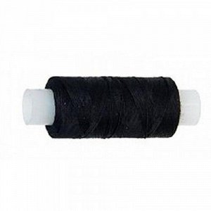 Нитки швейные 45ЛЛ 200м цвет 6818 черный