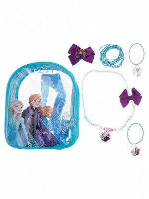 Набор аксессуаров в рюкзаке для девочек, 14 шт