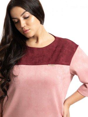 """780 Платье """"розовый"""""""