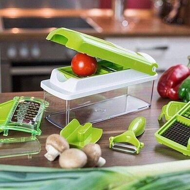 Любимые сковородки AMERCOOK от 549 рублей - 2⚡  — Многофункциональные терки-накрываем красивый стол! — Аксессуары для кухни