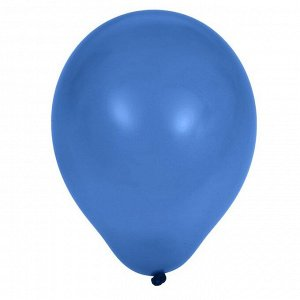 """Шар латексный 5"""", водяные бомбочки, пастель, водяные бомбочки, набор 100 шт., цвет синий"""