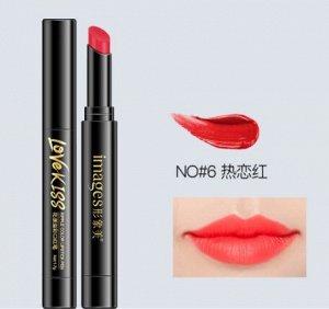 Увлажняющая губная помада-ручка images Love Kiss!