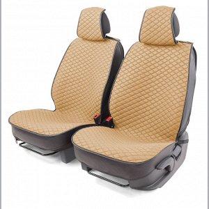 """Каркасные накидки на передние сиденья """"Car Performance"""", 2 шт., fiberflax CUS-2032 BE"""