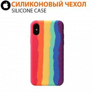 Силиконовый чехол Silicone Case для iPhone