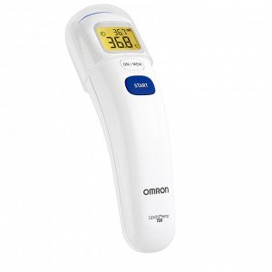 Термометр инфракрасный медицинский (бесконтактный) OMRON Gentle Temp 720