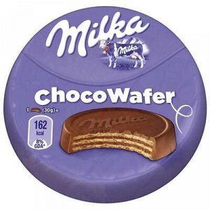 Печенье Милка Milka Choko Wafer 30 гр