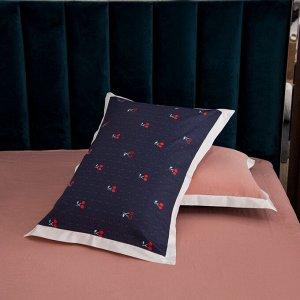 Комплект постельного белья Сатин Экстра на резинке CPTR006