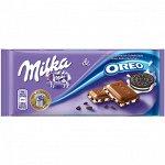 Шоколад Милка Milka Oreo,100 г