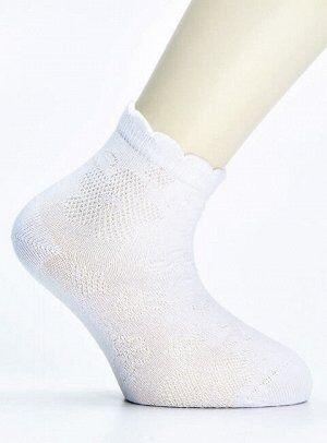 Носки детские цвет персиковый Л.
