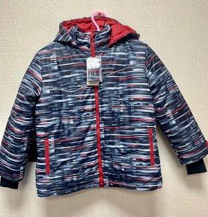 "Куртка зимняя для мальчика ""MEILON"""