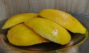 Замороженная мякоть манго 1 кг