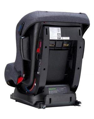 Автокресло Daiichi First7 Plus Charcoal FIX ( цвет древесный уголь)